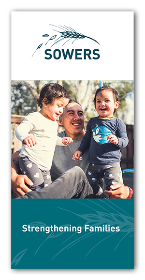 Download our Strengthening Families Brochure